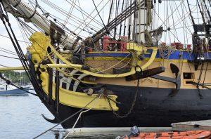fregate port vendres