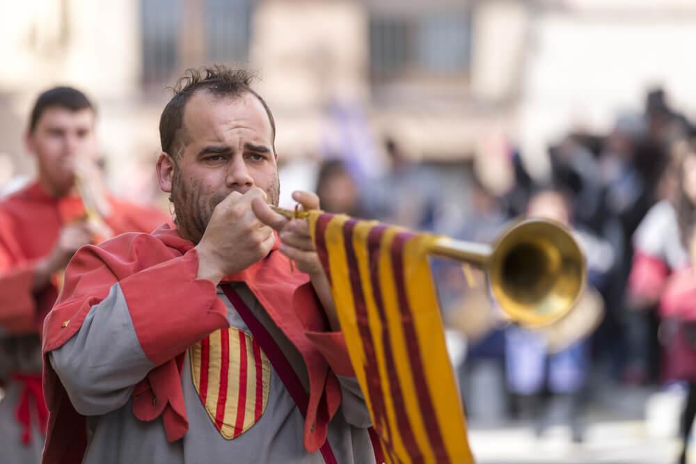 troubadours montblanc