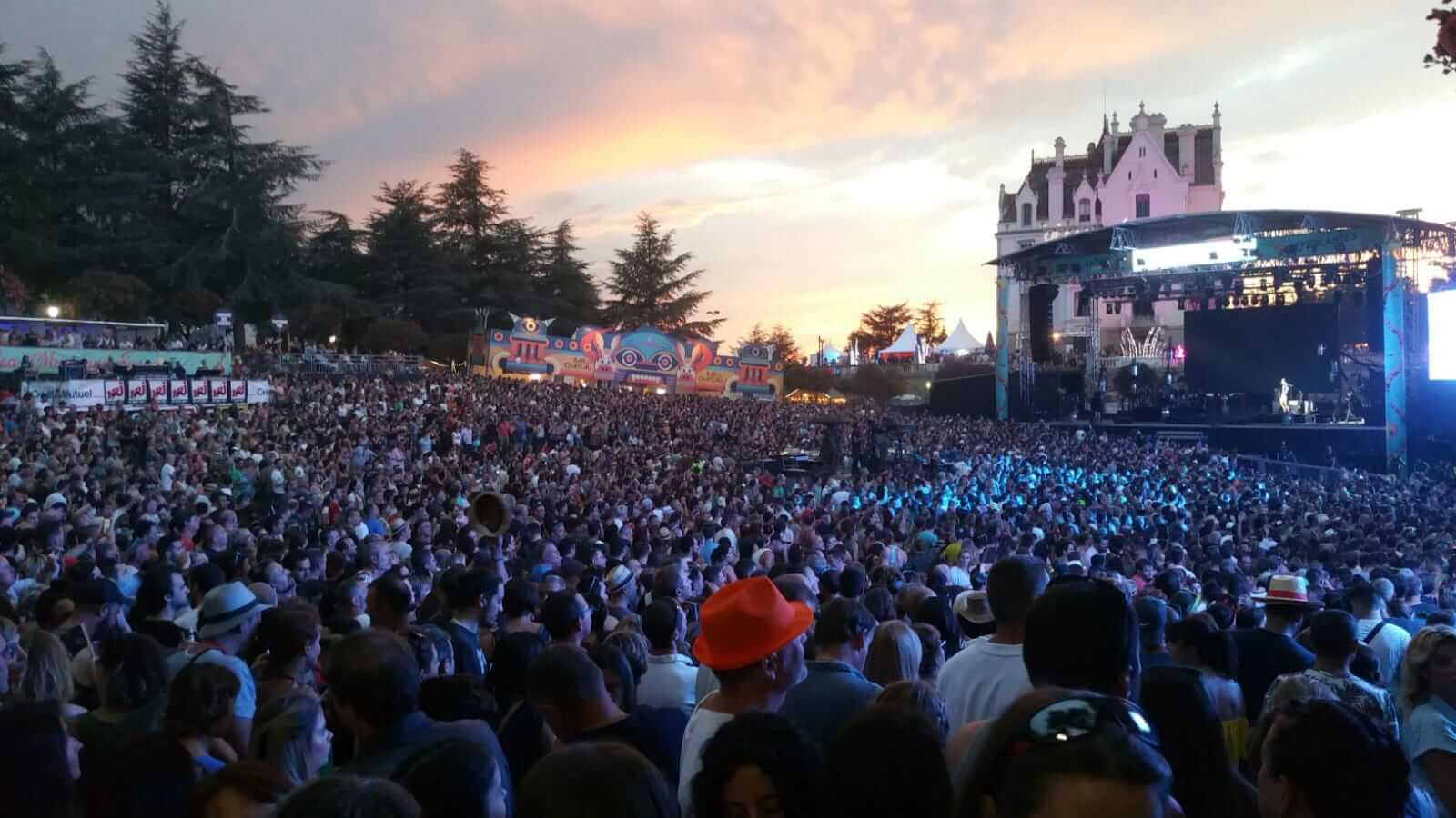Festival musique Argelès