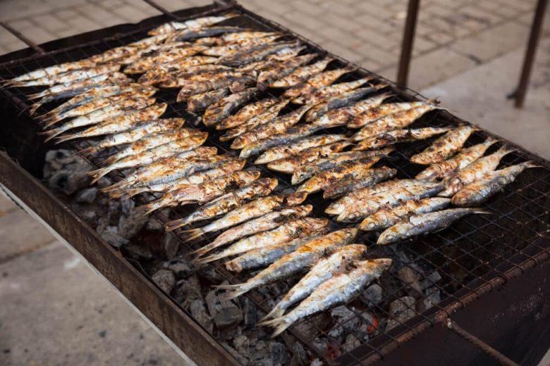 pyrénées orientales tradition sardine grill