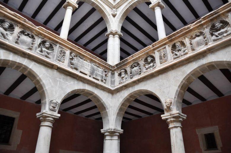 Collège royal Tortosa monument