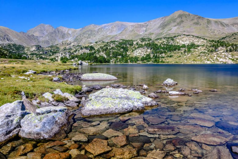 lac pyrenees orientales