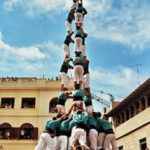 """Castells """"y"""" Castellers """", Las Torres Humanas de Cataluña"""