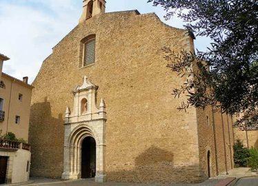 eglise saint pierre Céret