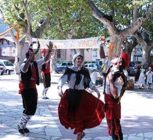 danse espadrilles vigatane sardane