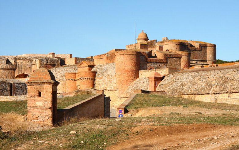 forteresse chateau salses pyrénées orientales