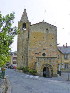 église saint martin font romeu