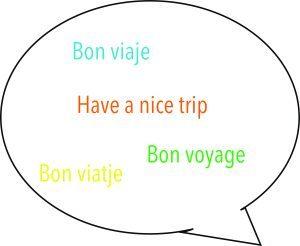 expressions catalanes comment dire voyage