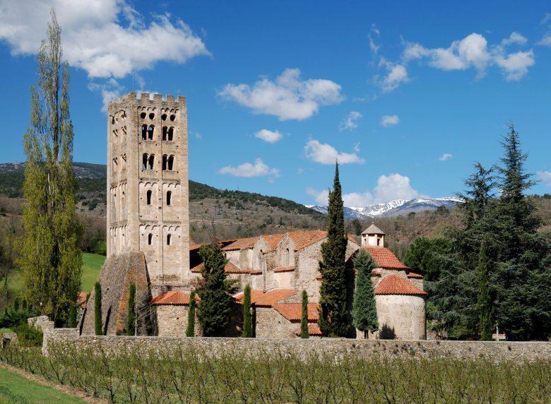 saint Michel de cuba abbaye promenade randonnée découvrir