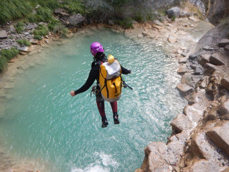 canyoning Pyrénées Orientales
