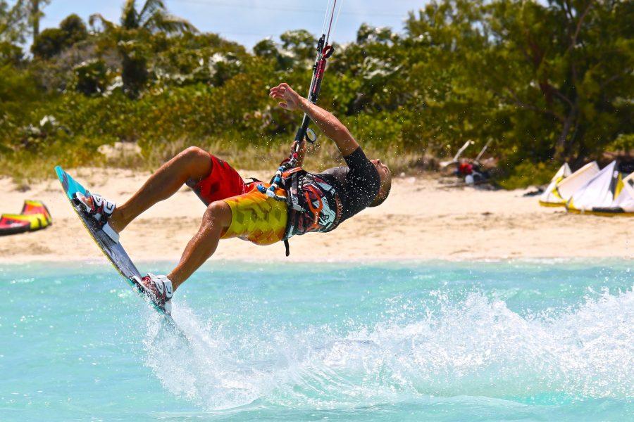 spor extreme sport de glisse wake board kite surf Pyrénées Orientales