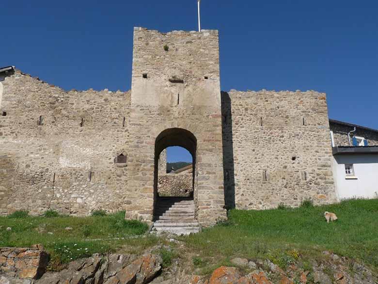 château angles histoire