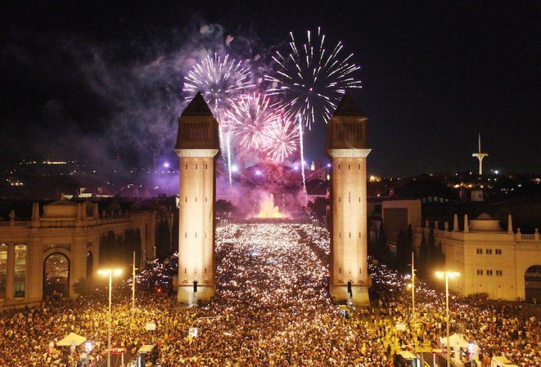 Merce tradition festival barcelona