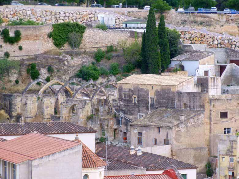 couvent sainte clara Tortosa