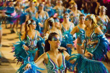 Carnaval fête sitges