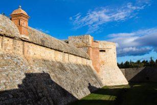 forteresse salses chateau