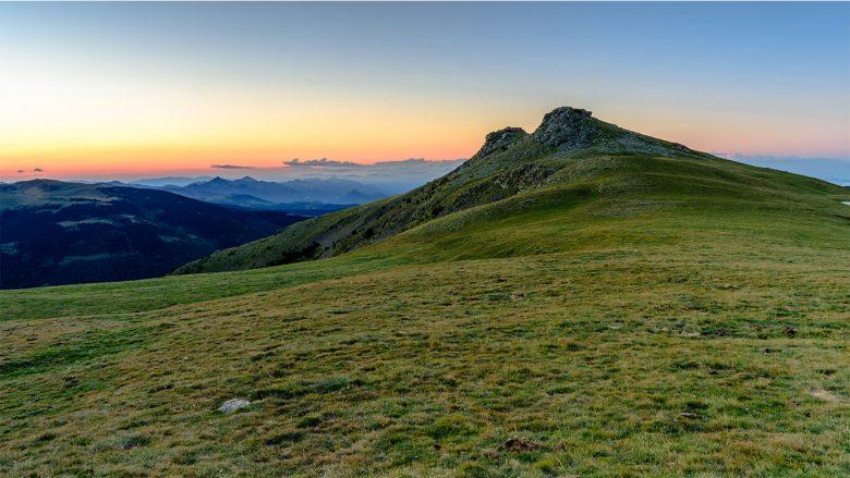 panorama voyage Pyrénées