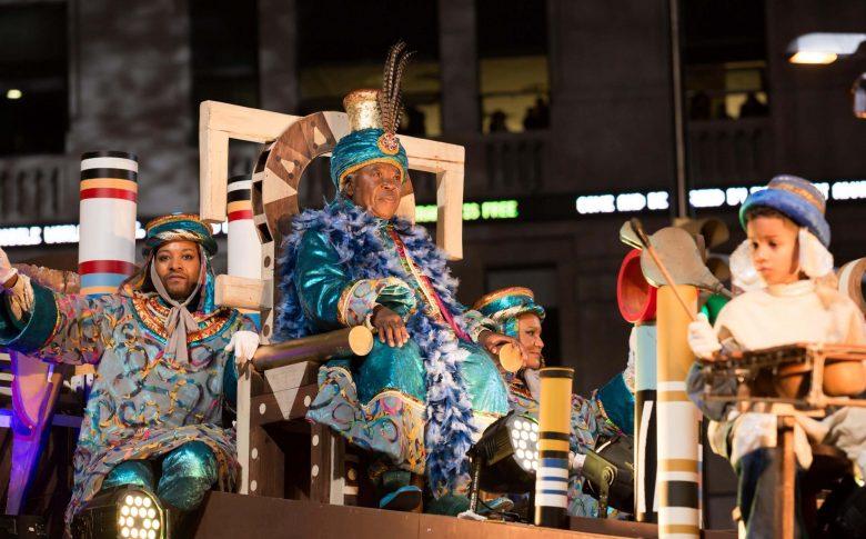 cabalgata reyes magos tradition