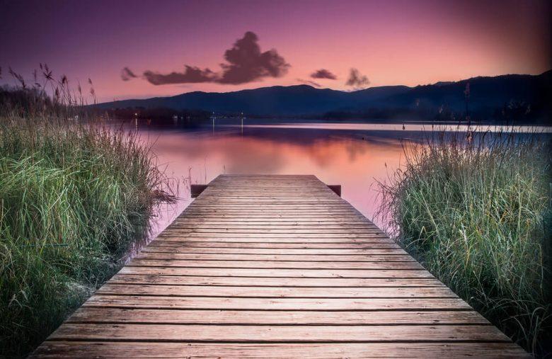 lac banyoles espagne catalogne