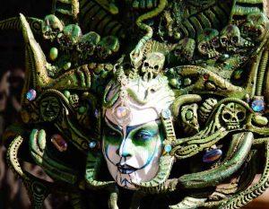 carnaval masque fete festivité