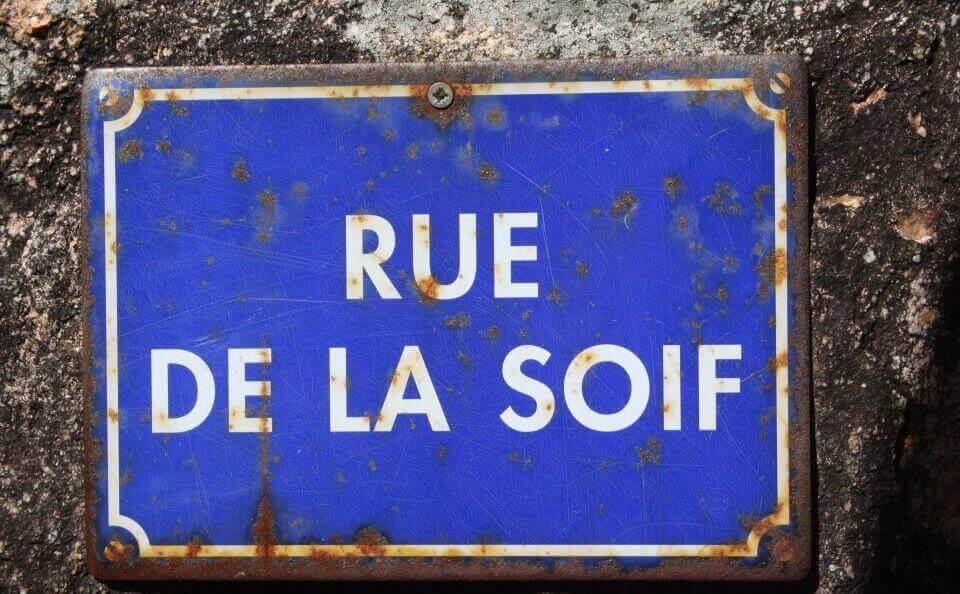 rue de la soif pyrenees orientales