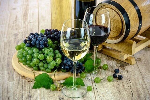 raisin pyrénées orientales viticole vignoble