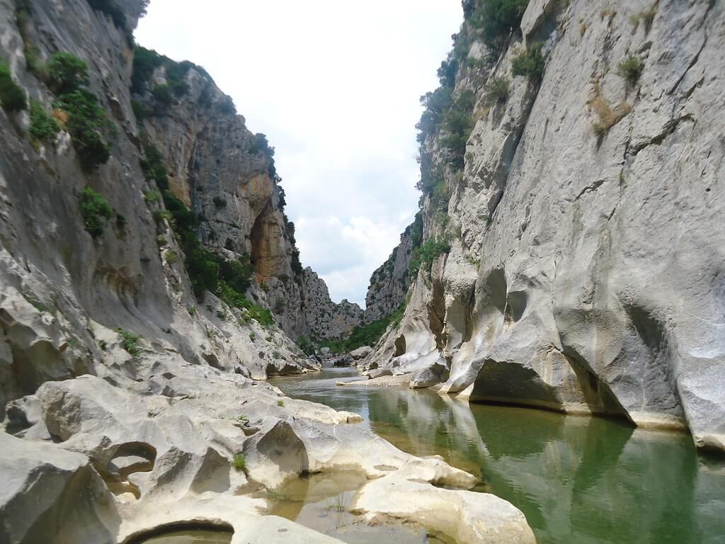 Gorges de Gouleyrous Tautavel