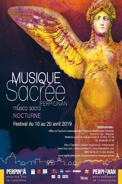 Festival Musique Sacrée Perpignan