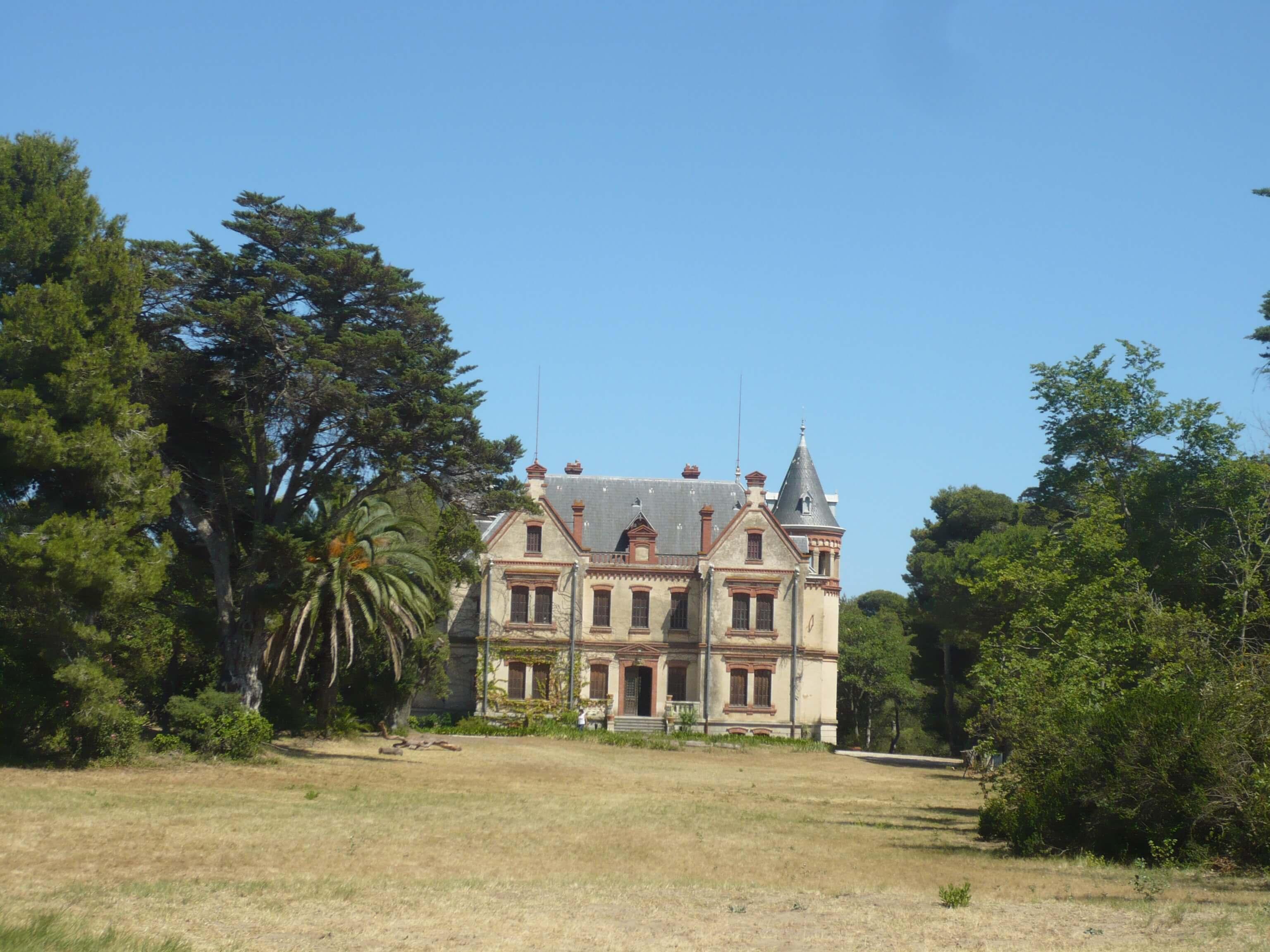 Châteaux et monuments Occitanie Sud