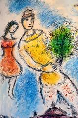 Chagall expo céret événement culture pyrénées orientales