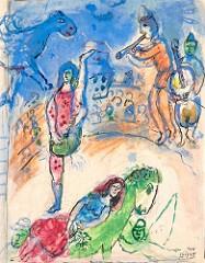 Marc Chagall village expo Pyrénées orientales