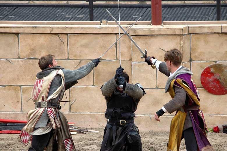 duels historiades salses
