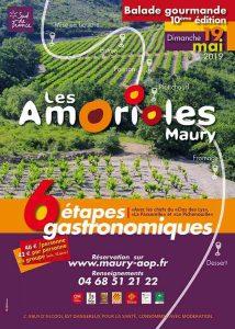 Affiche Amorioles 2019