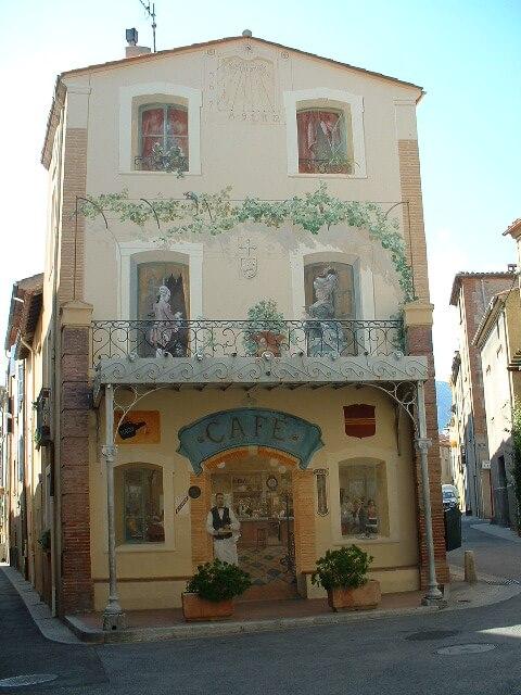 village pyrénées orientales occitanie
