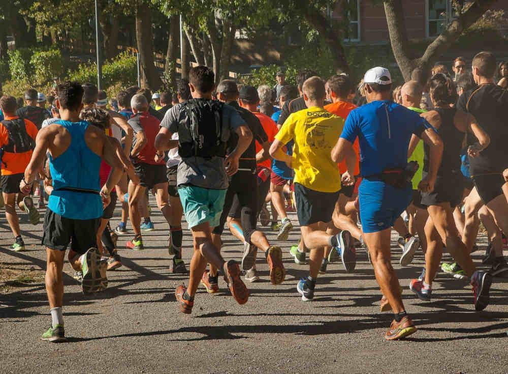 sport activité marathon biathlon