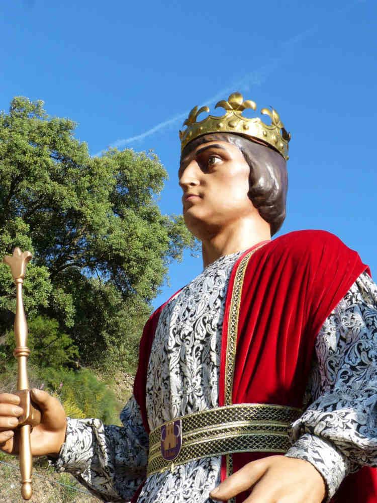 gigants tradition fete catalane