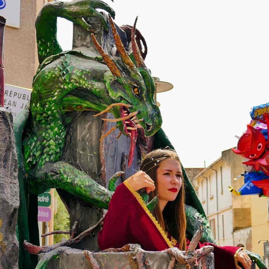 Carnaval animations locales vacances PO 66