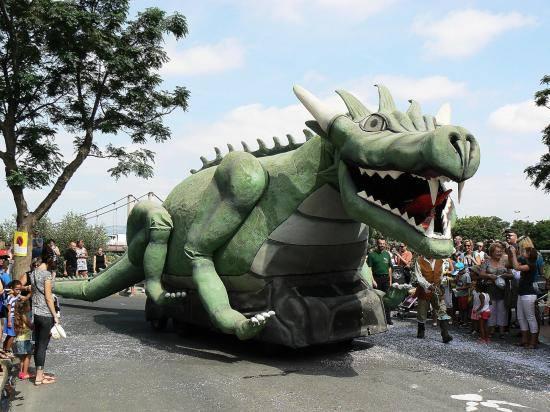 Parade Carnaval Babau découverte Pays Catalan