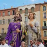 Los gigantes catalanes: Els Gegants