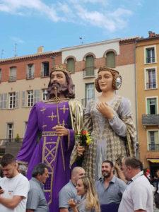Perpignan tradition catalogne pays catalan Pyrénées Orientales