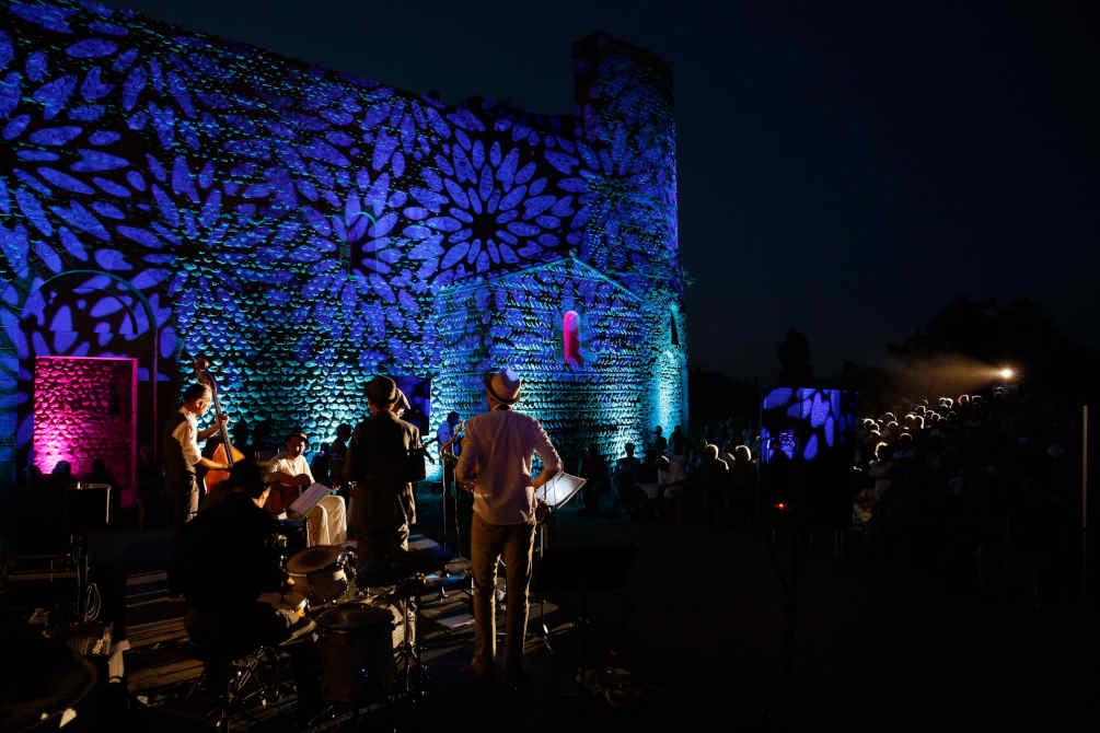 Soirée-Concert Canet-en-Roussillon village Catalogne