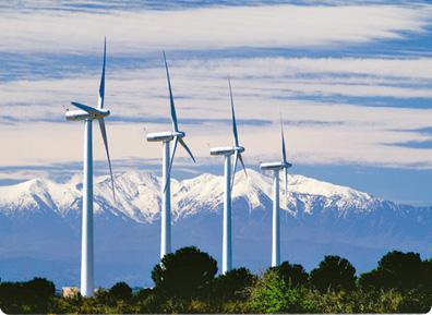 Préservation environnement nature Ecologie énergie solaire vent Pyrénées Orientales