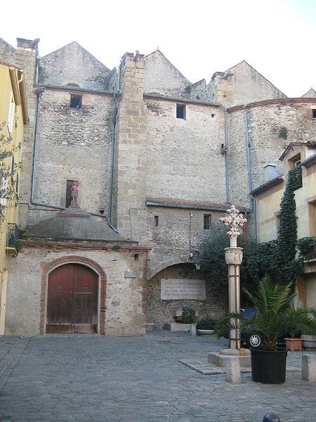 Édifice religieux Occitanie 66