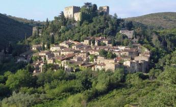 Panorama villes et villages Pyrénées Orientales