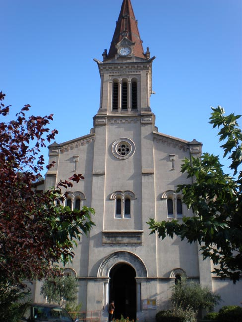 Edifice religieux découverte Occitanie