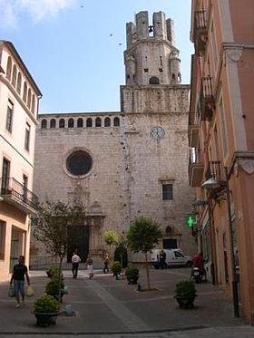 Edifice religieux espagnol