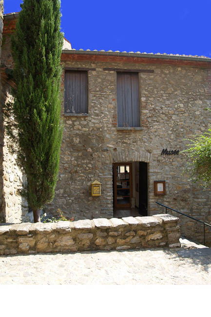 Héritage architectural Pays Catalan
