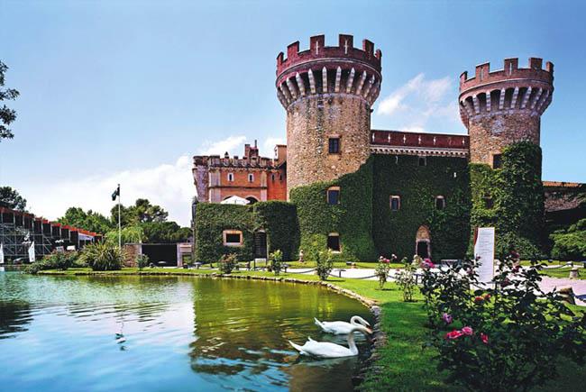 Château de Peralada Costa Brava
