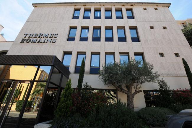 Vestiges Centre de santé Sud France