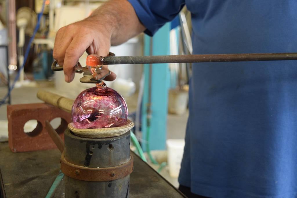 Visiter Occitanie savoir-faire traditionnel moderne verre